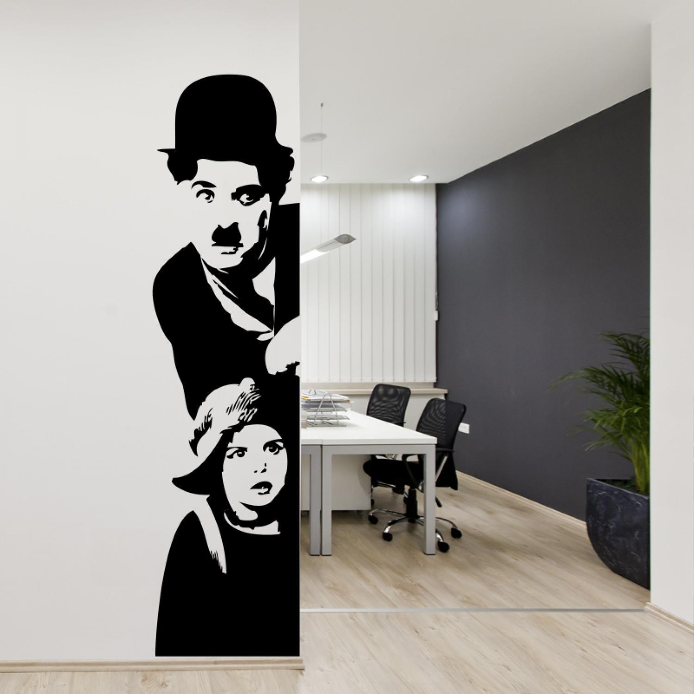 Decorare le pareti vuote 10 idee per te foto canvas blog for Adesivi per pareti
